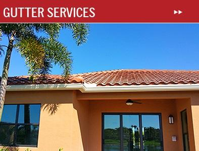 Gutter Services Palm Beach